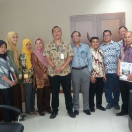 First Sessions of IHT and SP Classes at Tangsel Mayor Office