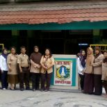 Last sesions of IHT Classes SMPN 134 Jakarta